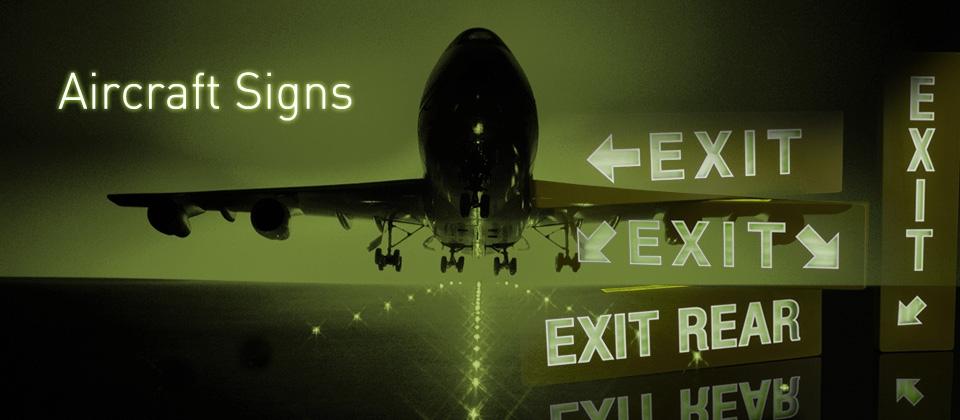 Vliegtuig signalering